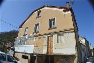 Annonce vente Maison avec terrasse le vigan