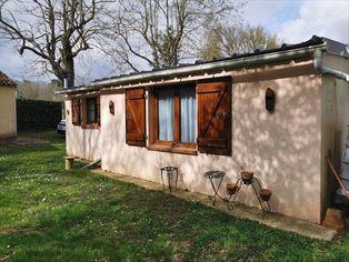Annonce vente Maison avec garage genouilly