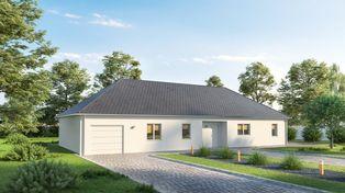 Annonce vente Maison avec garage le chêne