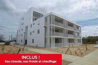Annonce location Appartement avec terrasse blagnac
