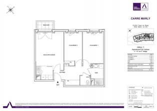 Annonce location Appartement marly-le-roi