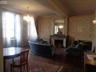 Annonce vente Appartement avec cheminée langres