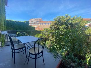 Annonce location Appartement avec terrasse antibes