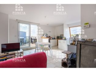 Annonce vente Appartement avec terrasse montreuil-juigné