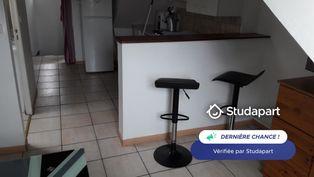 Annonce location Appartement avec combles elbeuf