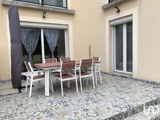 Annonce vente Appartement avec jardin thorigny-sur-marne