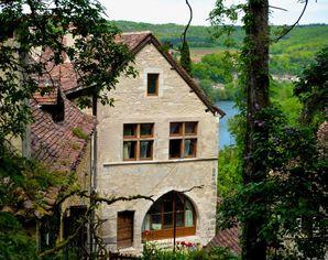 Annonce vente Maison avec terrasse saint-cirq-lapopie
