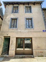 Annonce vente Maison avec terrasse entraygues-sur-truyère