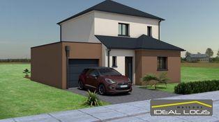 Annonce vente Maison avec garage rouillon