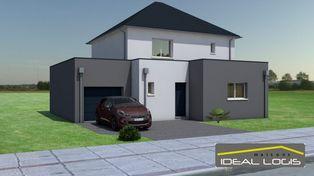 Annonce vente Maison avec garage la bazoge