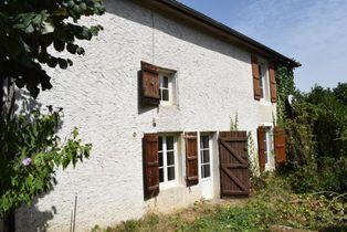 Annonce vente Maison avec cheminée françois