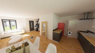 Annonce location Maison avec cuisine ouverte montereau-fault-yonne