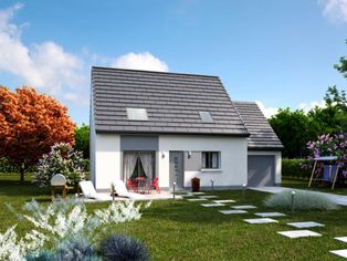 Annonce location Maison avec jardin malay-le-grand
