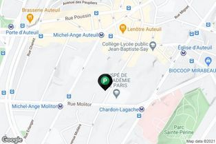 Annonce location Parking avec garage paris 16eme arrondissement