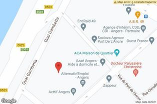 Annonce location Parking angers