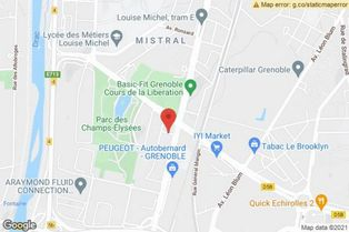 Annonce location Parking grenoble