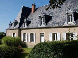 Annonce vente Château ouroux-en-morvan