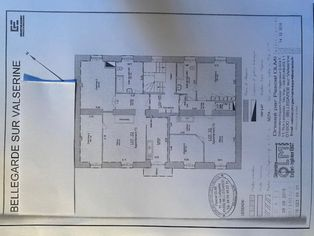 Annonce vente Appartement avec cheminée valserhône