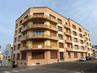 Annonce vente Appartement avec garage montceau-les-mines