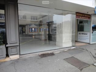 Annonce vente Local commercial avec cave chambéry