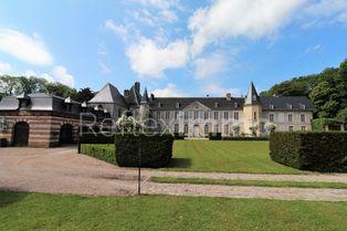 Annonce vente Château avec piscine pont-audemer