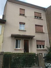 Annonce vente Maison avec terrasse morhange