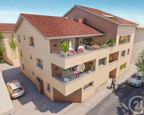 Annonce vente Appartement avec terrasse quincieux