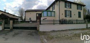 Annonce vente Maison avec garage la porte du der