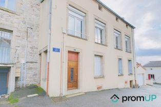 Annonce vente Maison avec cave saint-just-malmont