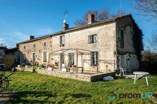 Annonce vente Maison avec terrasse bussière-poitevine