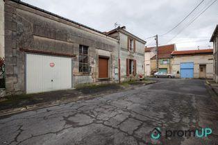 Annonce vente Maison avec cave revigny-sur-ornain