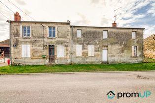 Annonce vente Maison avec cave mognéville