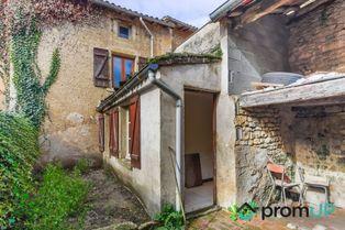Annonce vente Maison avec buanderie la mothe-saint-héray