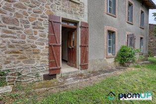 Annonce vente Maison avec grange bessines-sur-gartempe