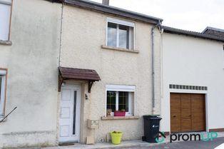 Annonce vente Maison avec terrasse sécheval