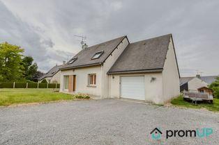 Annonce vente Maison avec garage saint-aubin-de-terregatte