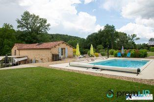 Annonce vente Maison avec terrasse plazac