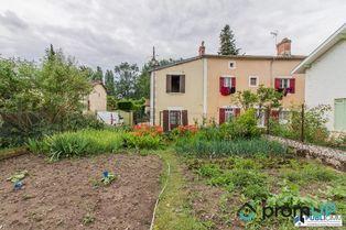 Annonce vente Maison avec terrasse annesse-et-beaulieu