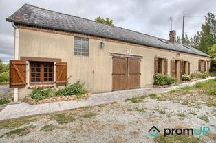 Annonce vente Maison avec garage sainte-gauburge-sainte-colombe