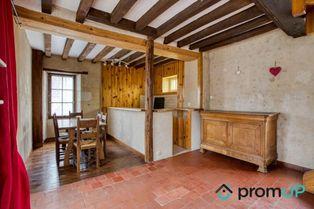 Annonce vente Maison avec terrasse mauves-sur-huisne