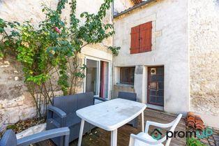 Annonce vente Maison avec terrasse jarnac