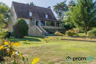 Annonce vente Maison avec garage saint-julien-de-lampon