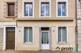 Annonce vente Maison avec cave saint-amand-en-puisaye
