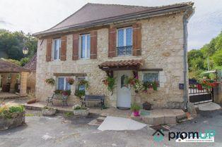 Annonce vente Maison avec garage saint-georges-de-montclard