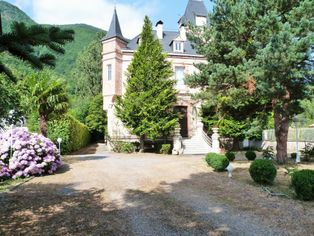 Annonce vente Château cierp-gaud