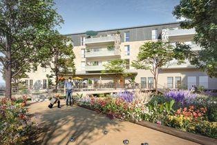 Annonce vente Appartement avec cuisine ouverte plombières-lès-dijon