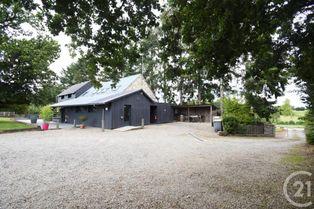 Annonce vente Maison avec garage cossé-le-vivien