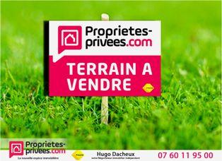 Annonce vente Terrain avec forêt méry-sur-cher