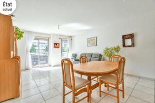 Annonce vente Appartement avec parking paris 20eme arrondissement