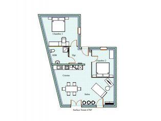 Annonce vente Appartement avec parking vaison-la-romaine